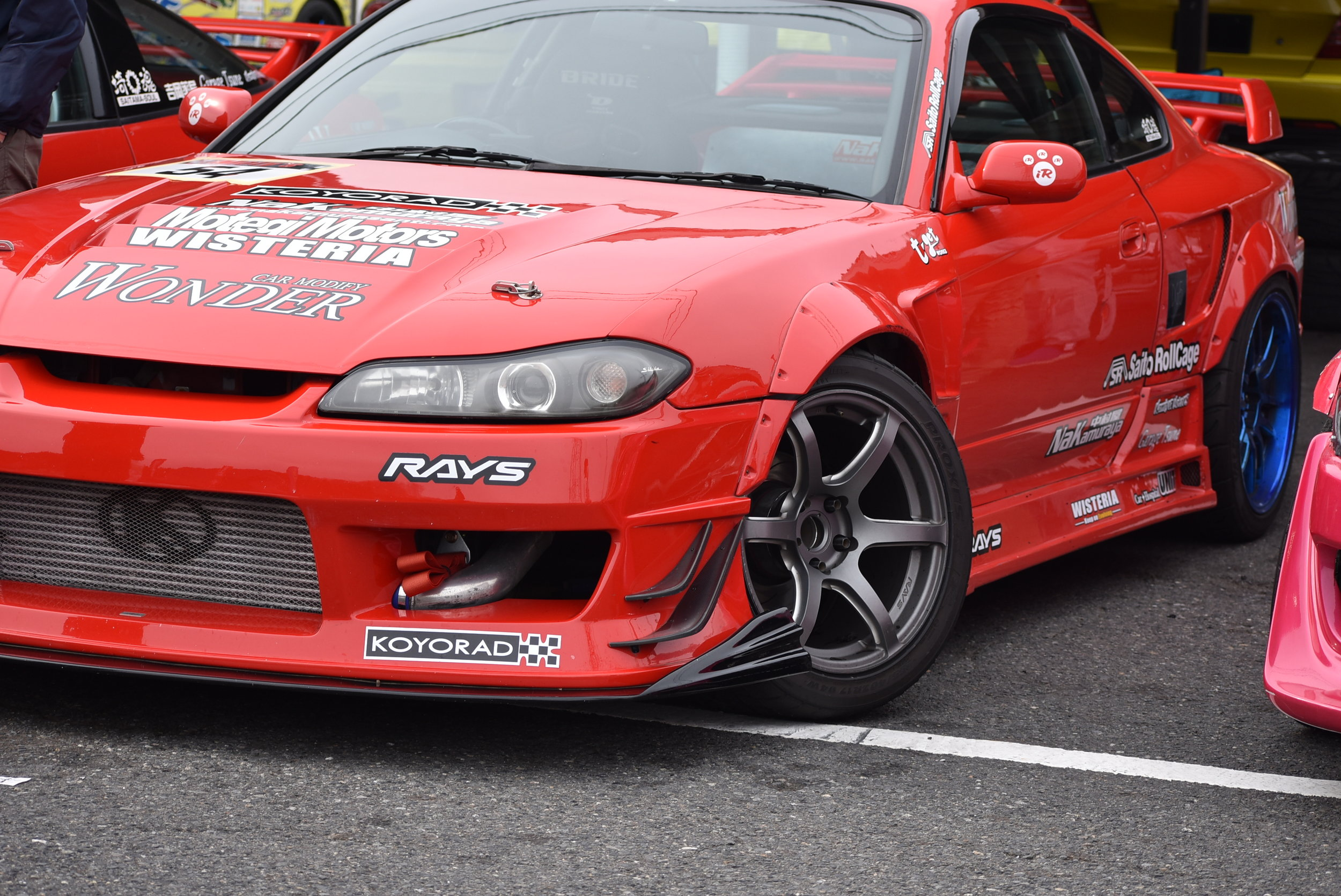 Car Modify Wonder is one of my favorites! The'y're the reason I want an S14! Their S14A/B kits are wild!