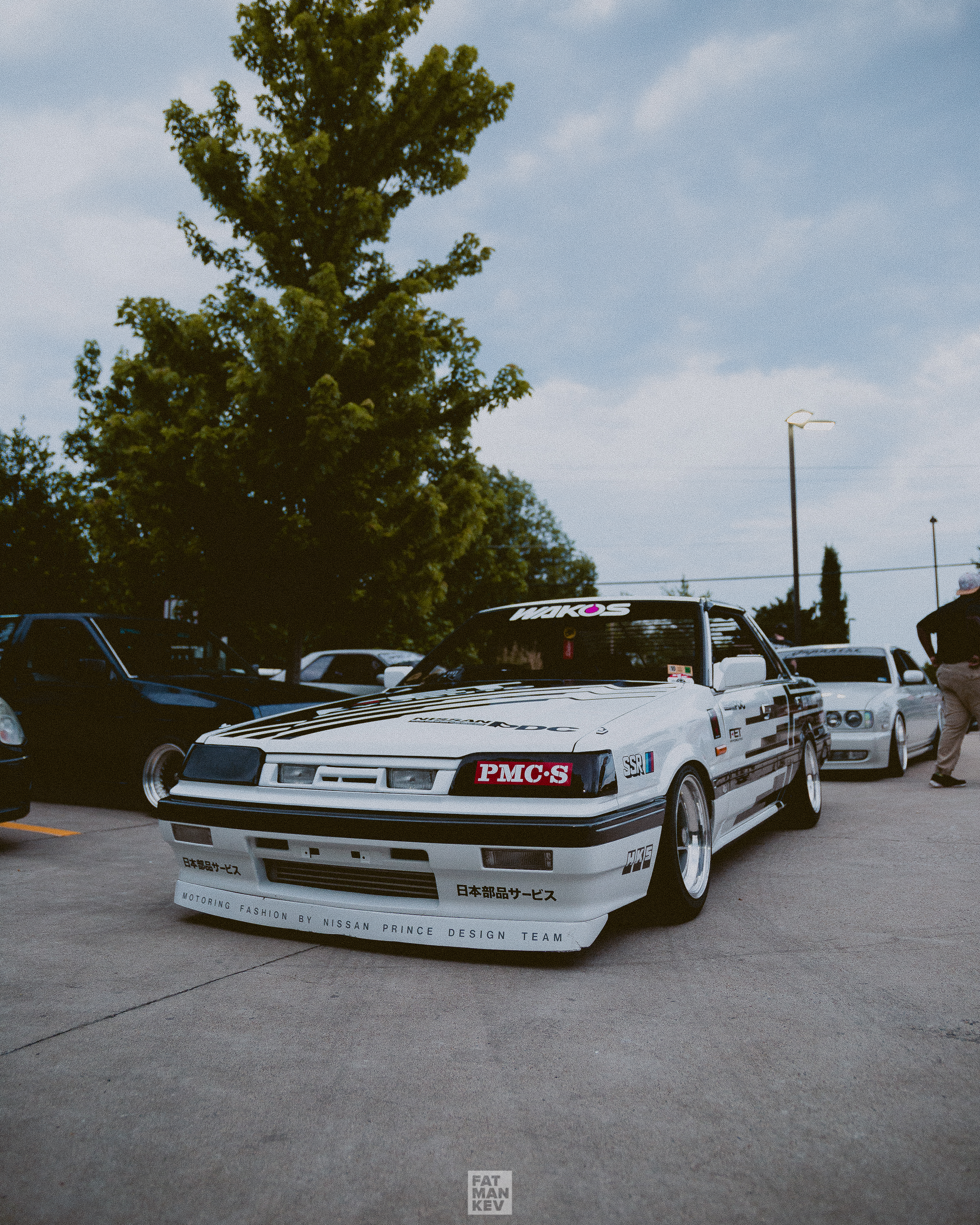 Fat Man Kev's R31 will be at our booth at SpringFest! Make sure to come say hey and help me convince him to drift it!