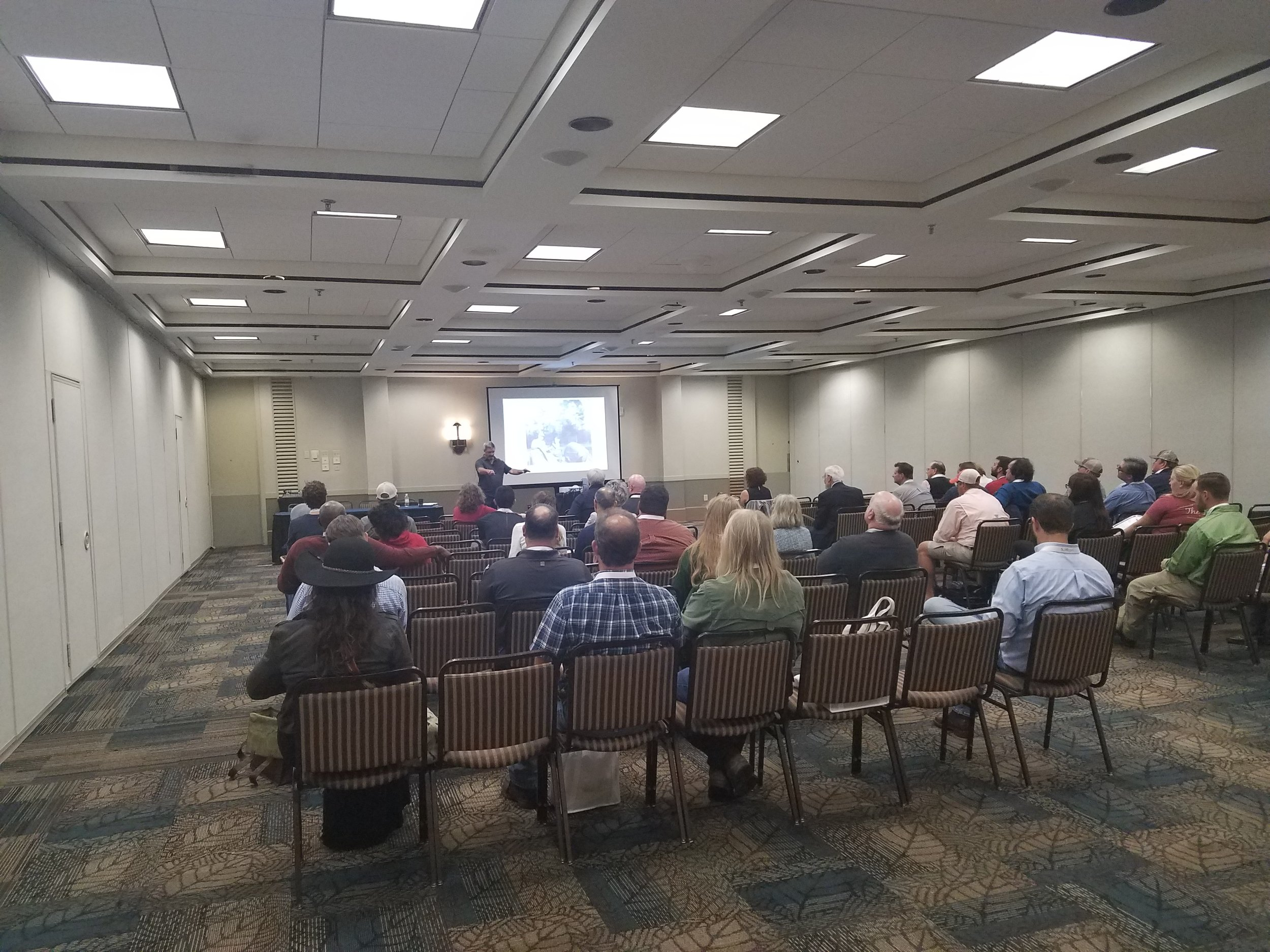 2018 Southern US Hemp Growers Conference & Expo in Myrtle Beach, SC