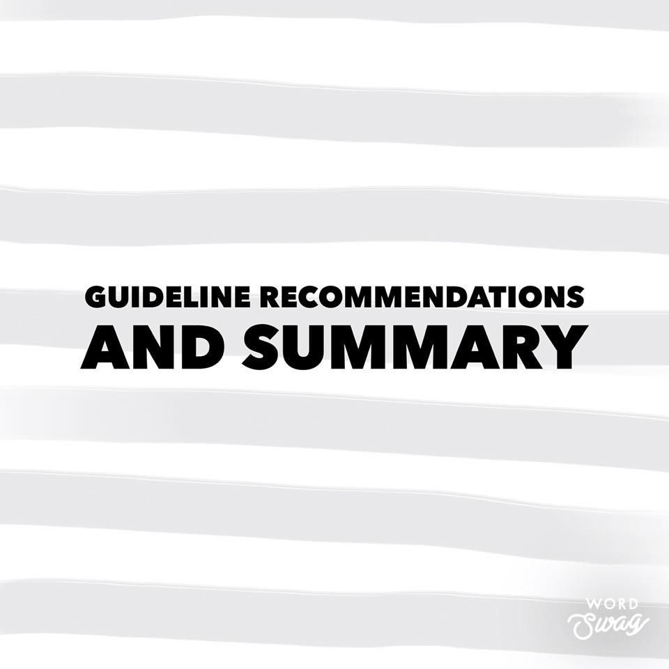 guideline recommendations and summary.jpg