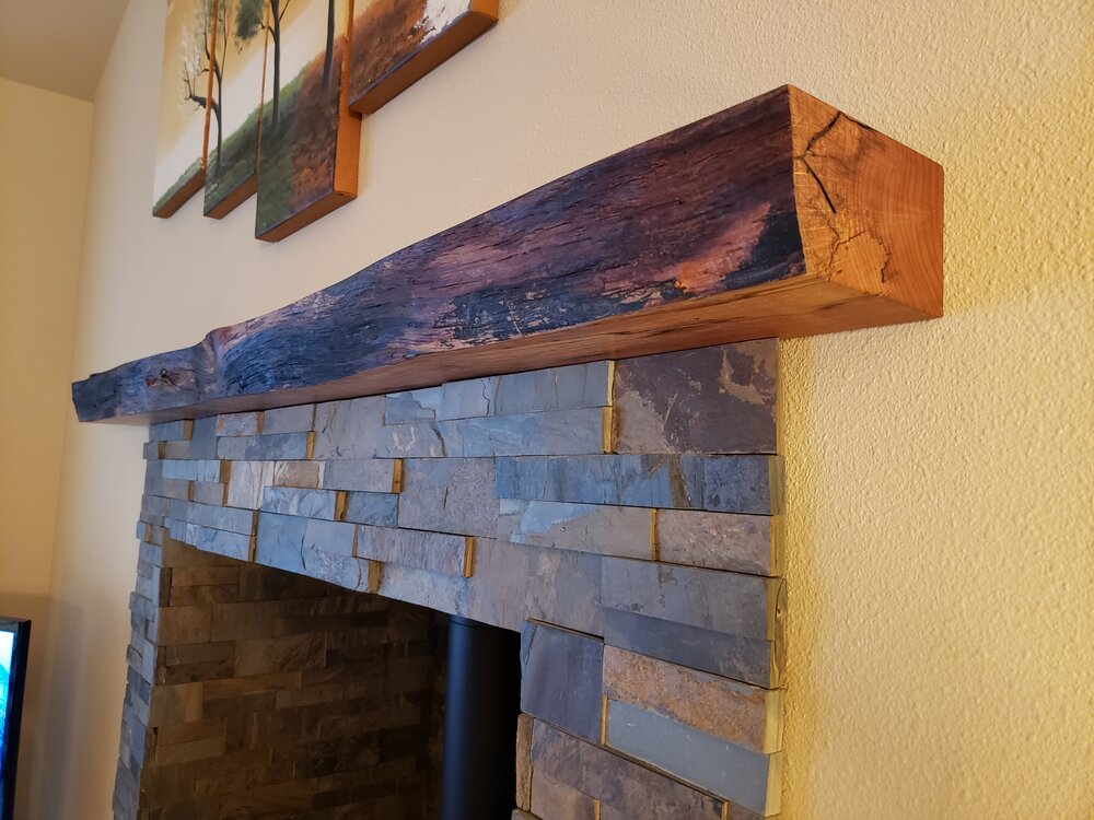 Floating Mantel Brackets For Heavy, How To Mount A Floating Fireplace Mantel