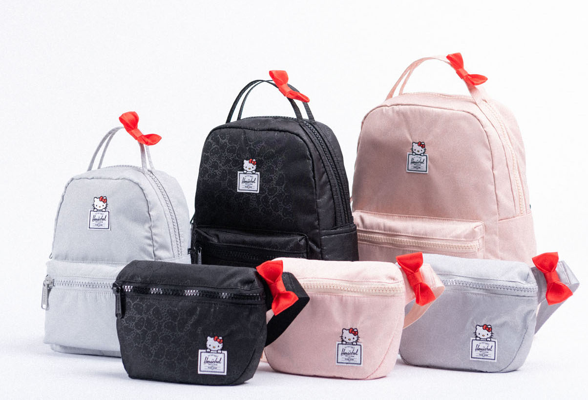 Hello Kitty for Herschel Supply Collection