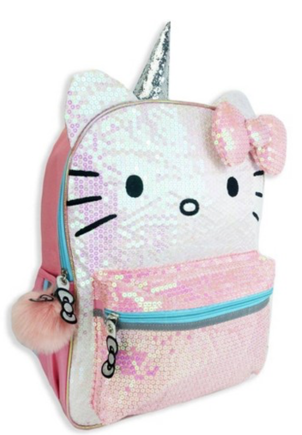 """Hello Kitty 16"""" Kids' Backpack - Pink from Target"""