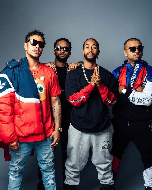 Check out B2K's interview with @buzzfeed on buzzfeed.com #B2K #Omarion #Boog #Fizz #RazB