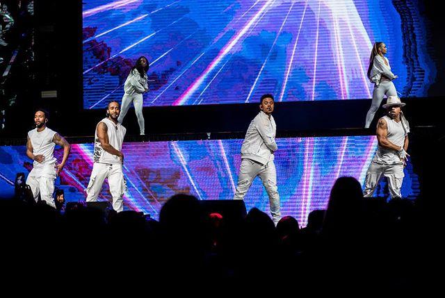 #TheMillenniumTour #B2K #Omarion #Boog #Fizz #RazB 📸: @devmatic