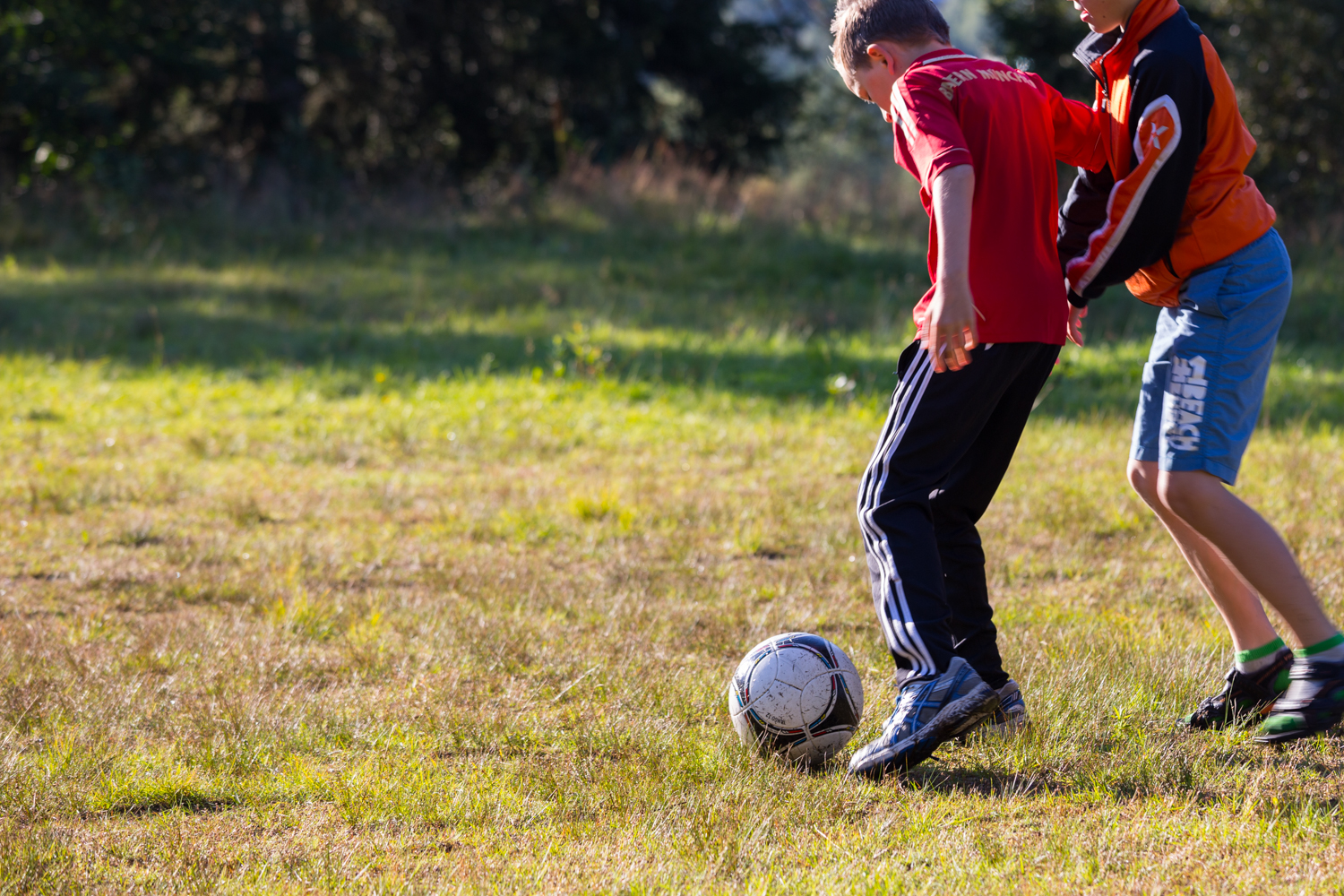 There is always time for soccer… Always!