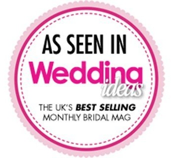 The Amyverse featured in wedding ideas magazine