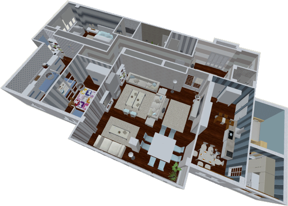 Proyecto - Plano 3D