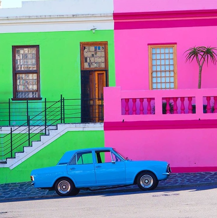 Colorful Bo-Kaap