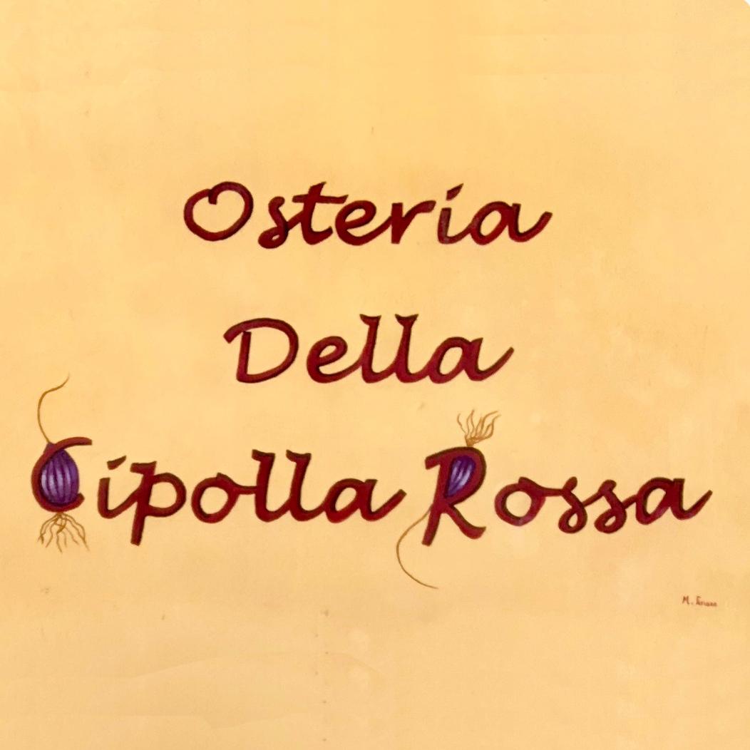 OSTERIA DELLA CIPOLLA ROSSA