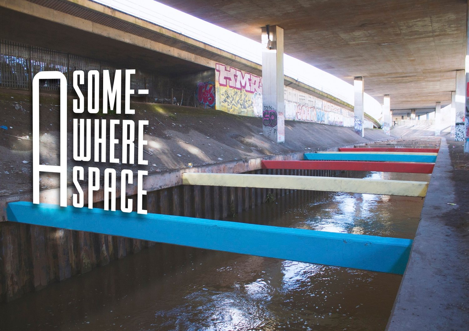 A Somewhere Space - Installation video