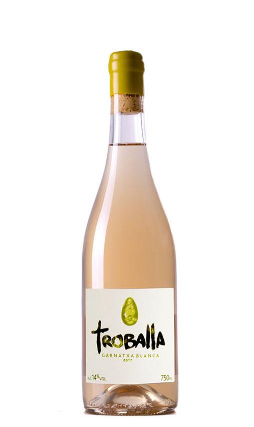 Oranje bio wijn uit Cataluña