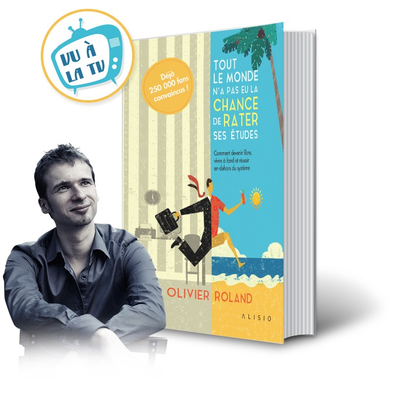 olivier roland - CEO of Roland Publishing, Olivier is a celebrity in the French online marketing world. After becoming a millionaire in his 30's by selling online courses, he became a bestselling author, international public speaker, and angel investor.
