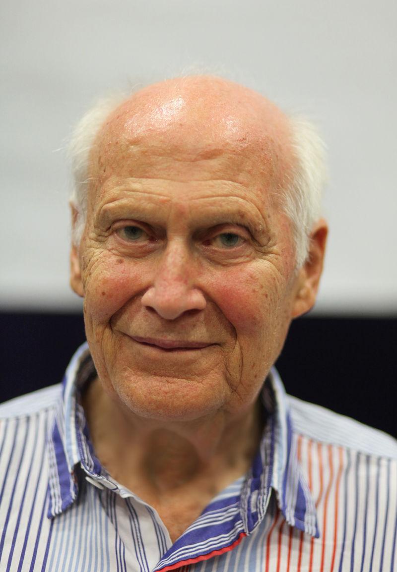 O psicoterapeuta alemão Bert Hellinger