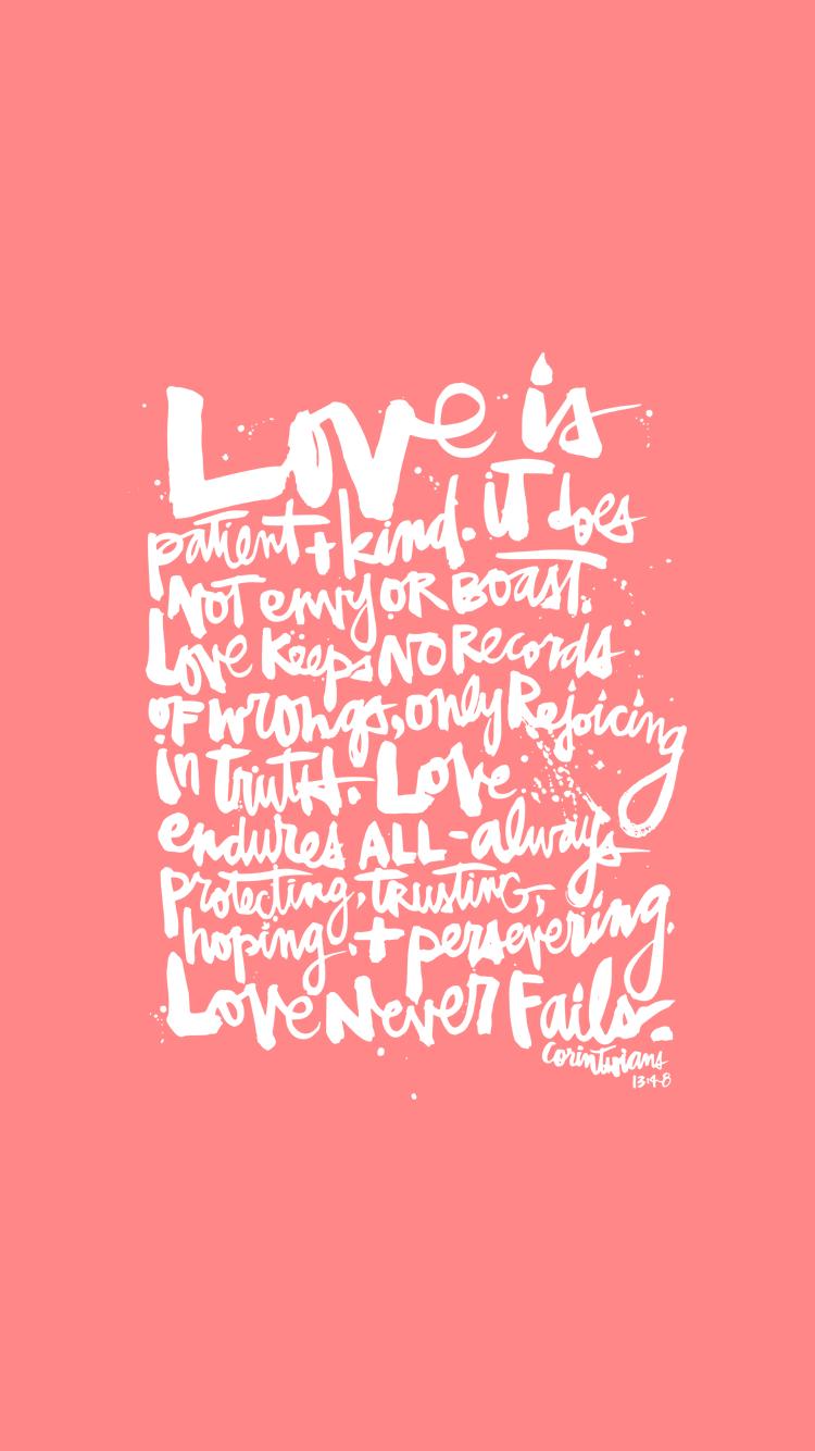 10 Bible Verses About Love Phone Wallpaper Downloads Walk In Love
