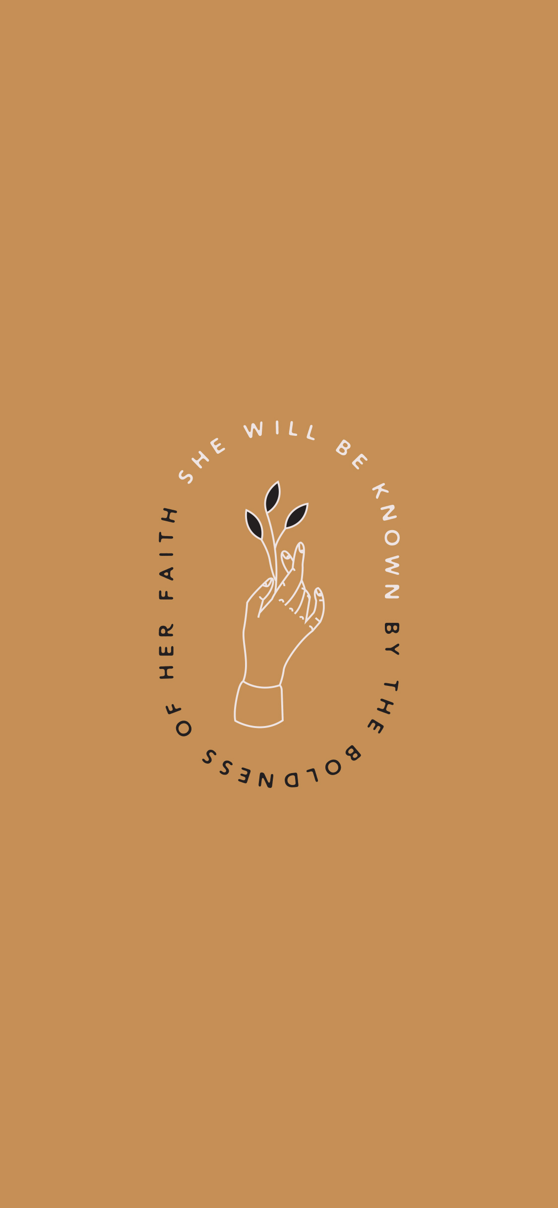 Download She Will Be Known wallpaper