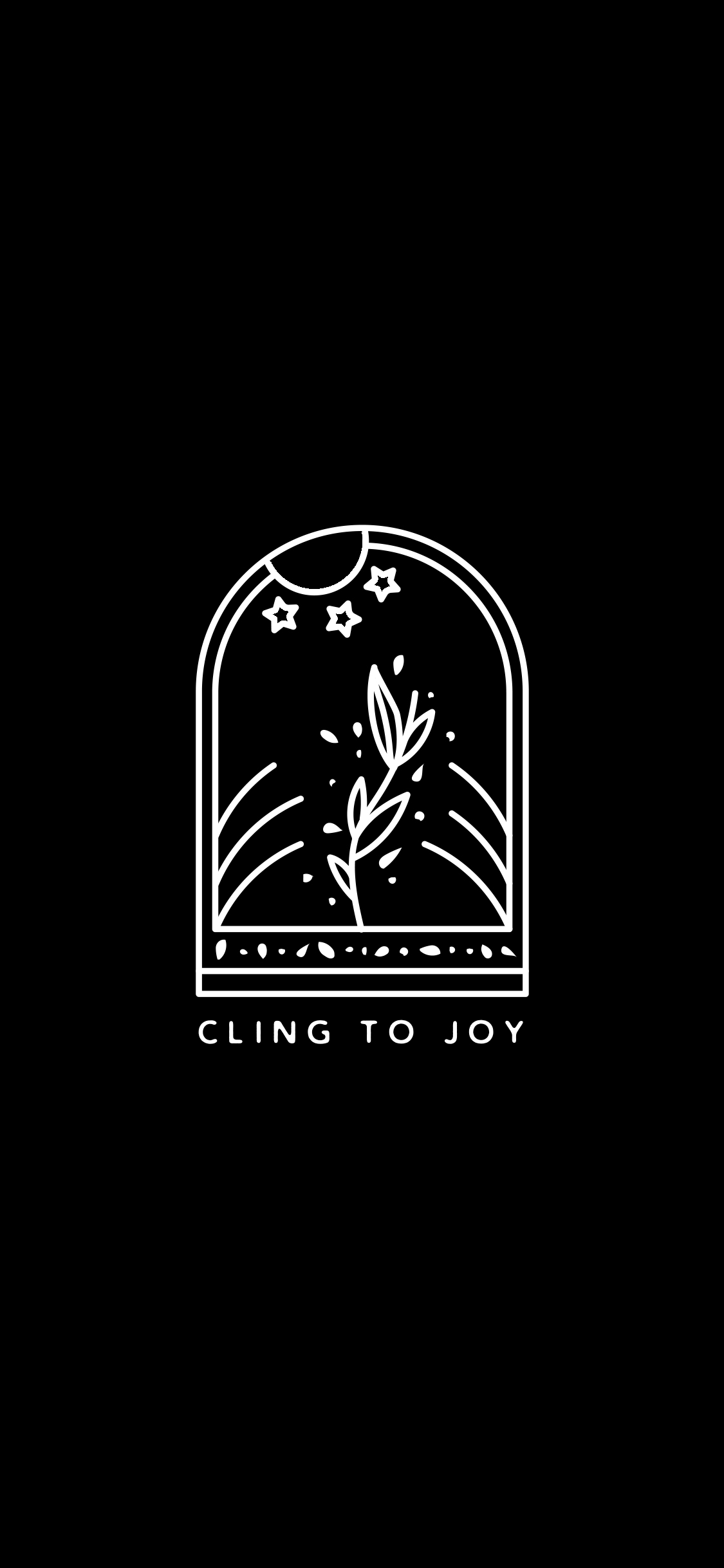 Download Cling to Joy wallpaper