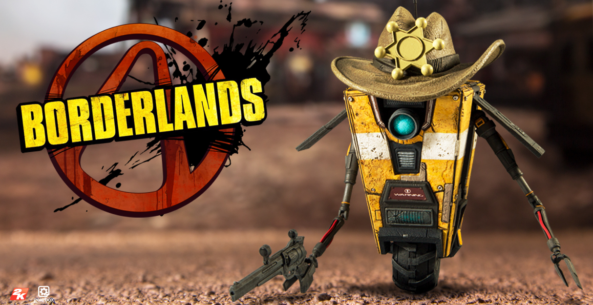 Crashing Game Night — Borderlands - Gearbox announces 2
