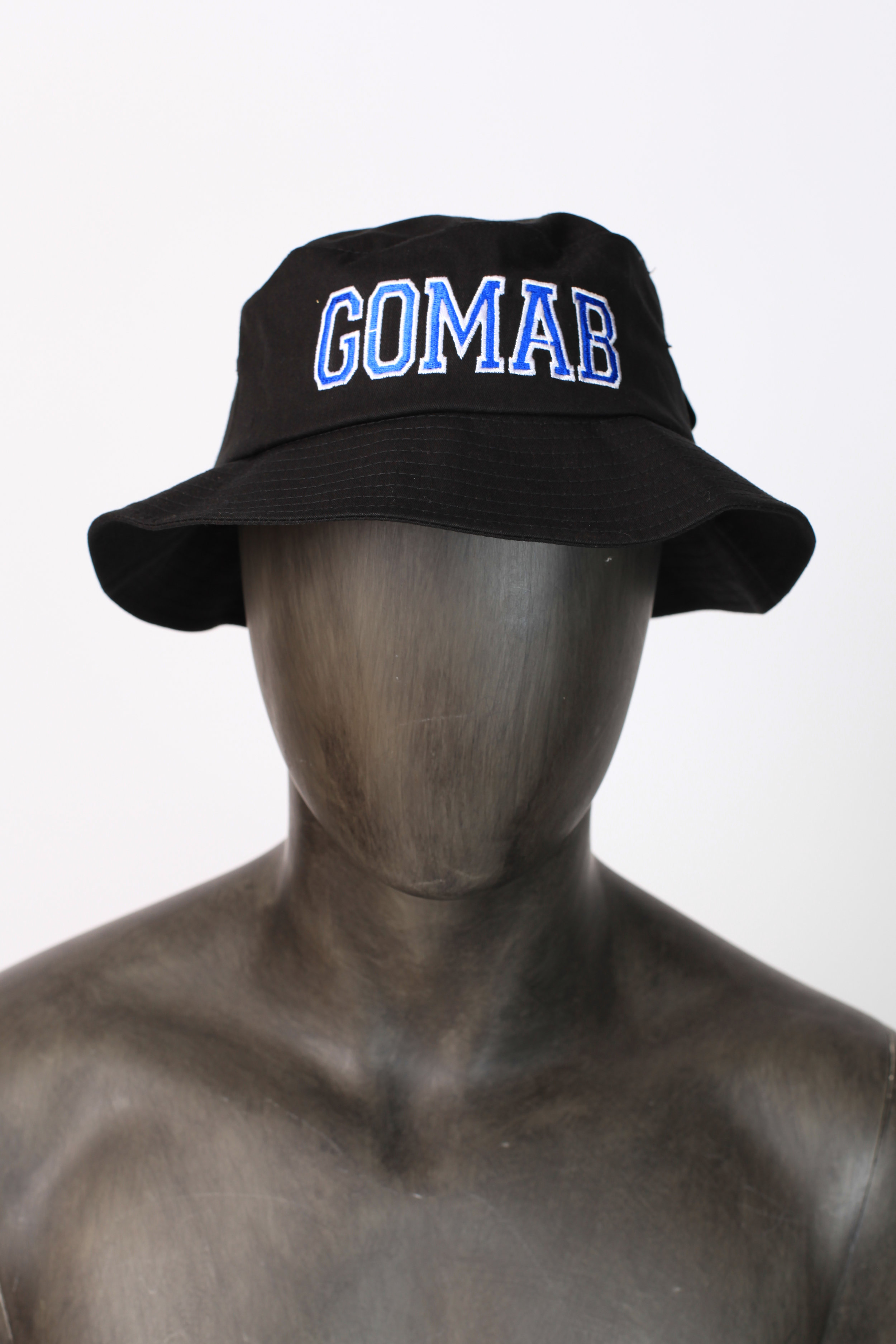 Black Sigma bucket hat