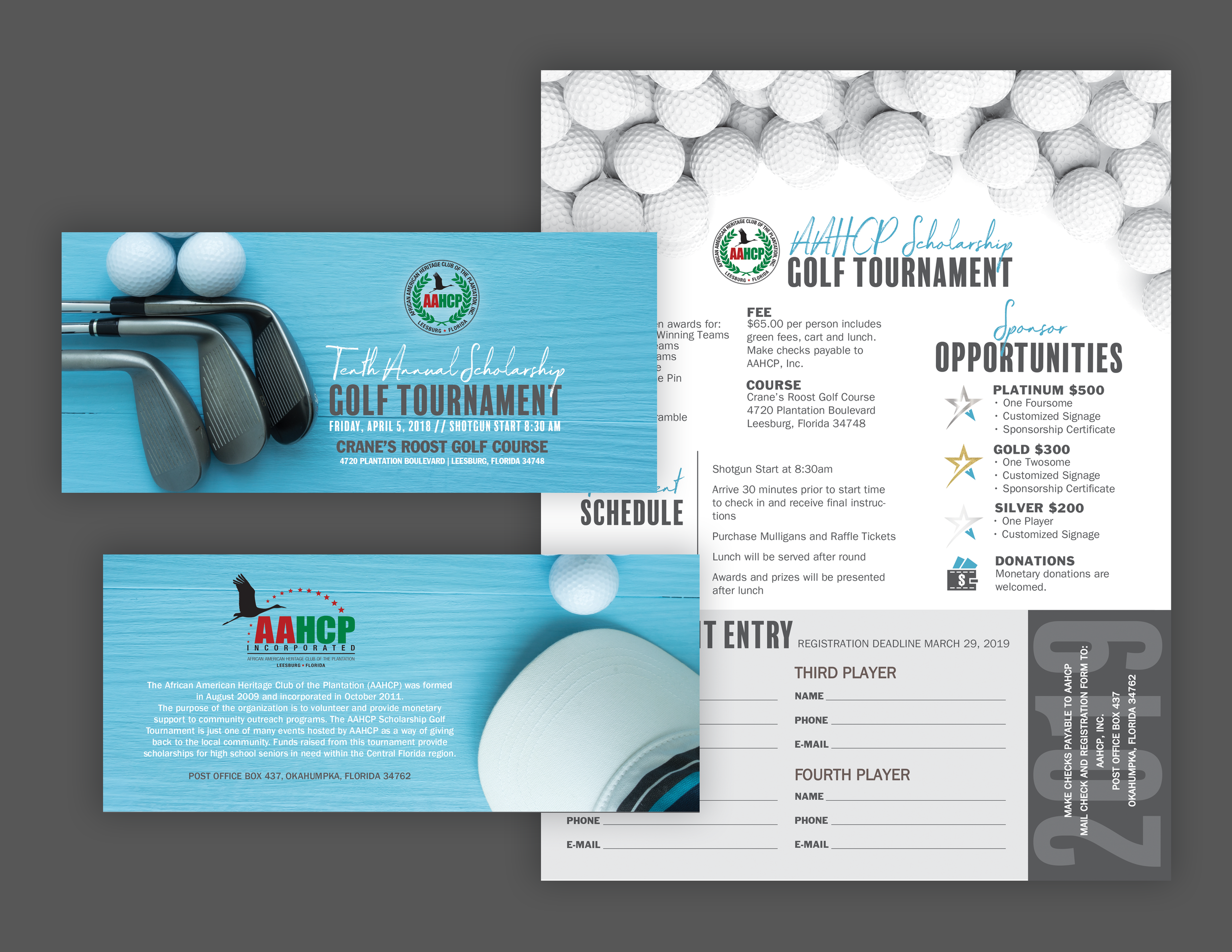 AAHCP 2019 Brochure