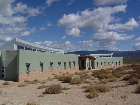 UNM Taos El Pueblo Hall