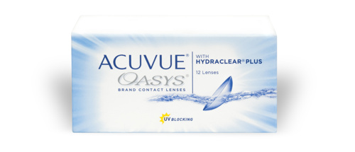 Acuvue Oasys - 2 Week - Sphere, Toric, MF