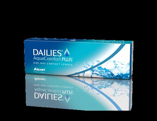 Ciba Dalies AquaComfort Plus - Sphere, Toric, MF
