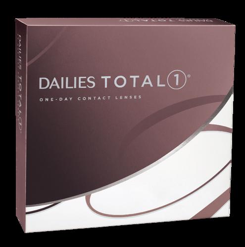 Ciba Dalies Total One - Daily - Sphere, Toric, MF