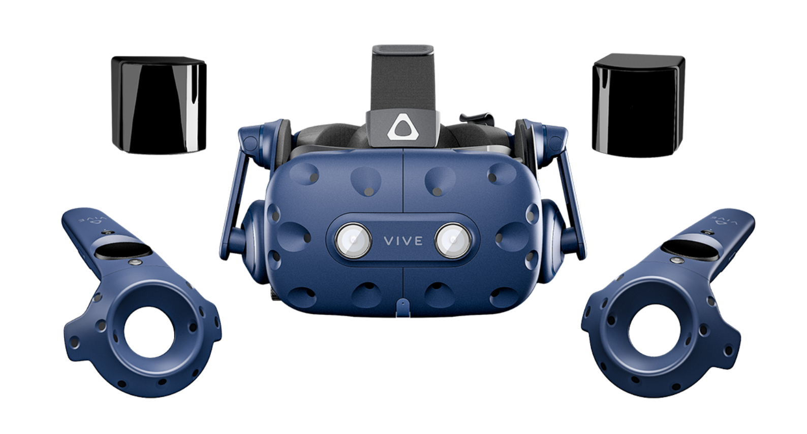 OUR TECHNOLOGY - We only use the best technology in the game. With the all-new Vive Pro we welcome you to the next generation of VR. Equipped with a fully wireless setup, VIVE Pro offers next level immersion - ideal for creating multi-player experiences without disrupting one another.