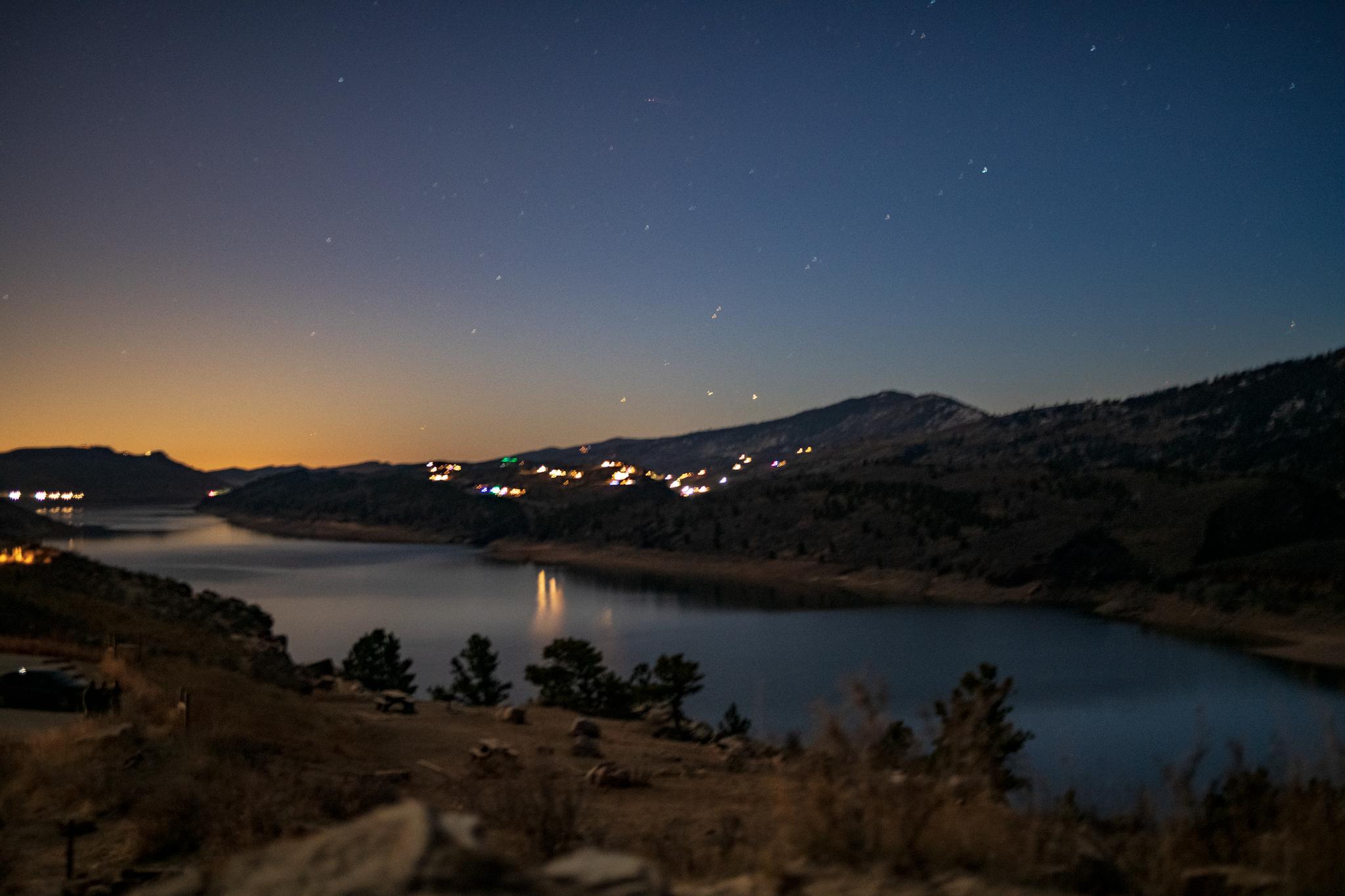 Nighttime -