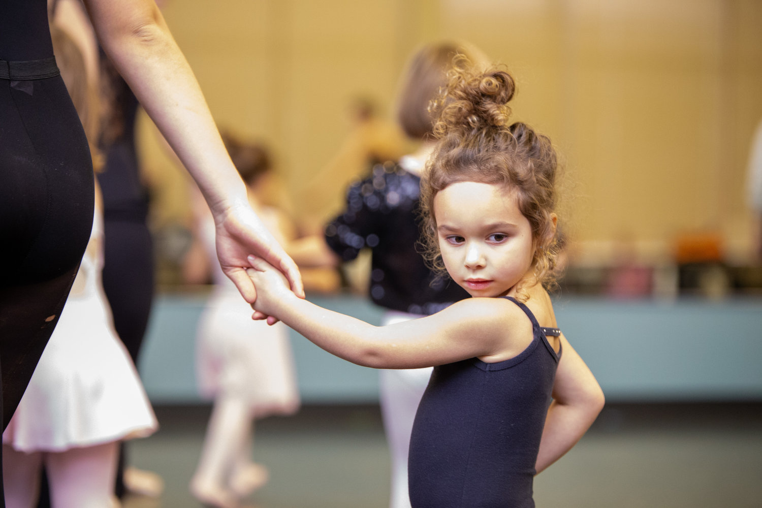 Preparing for Your Child's First Dance Class -