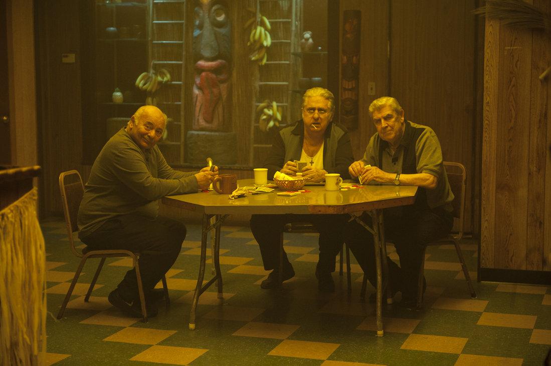 Director: Raymond De Felitta  Cast: Michael Pitt, Nina Arianda, Andy Garcia, Ray Romano, Griffin Dunne