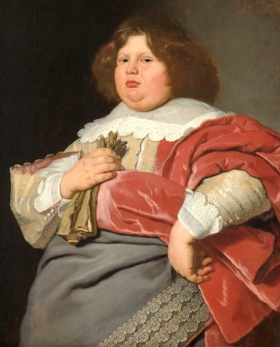 Image:  Portrait of Gerard Andriesz Bicker,  Bartholomeus van der Helst, c. 1642, Rijksmuseum. Used with permission.