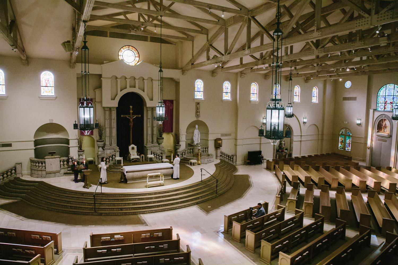St. Denis Catholic Church Wedding Bells and Laces Photography-4.jpg
