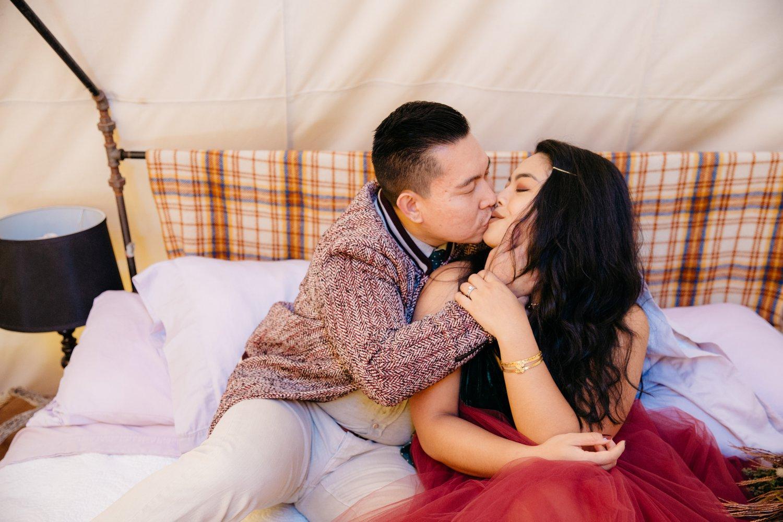 Tipi anniversary joshua tree engagement Jenna Kevin Le Vu Photography-6.jpg