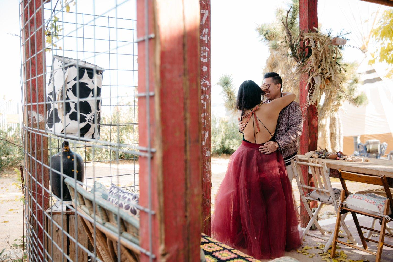 Tipi anniversary joshua tree engagement Jenna Kevin Le Vu Photography-15.jpg