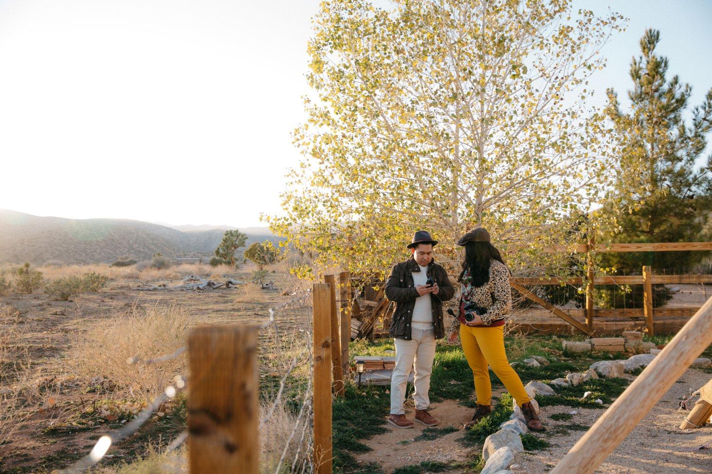 Tipi anniversary joshua tree engagement Jenna Kevin Le Vu Photography-38.jpg