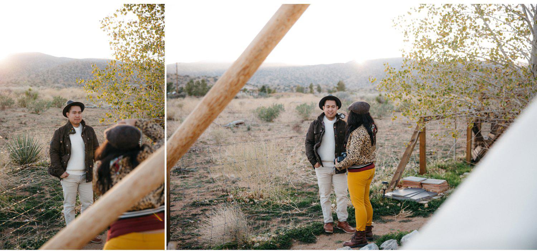 Tipi anniversary joshua tree engagement Jenna Kevin Le Vu Photography-39.jpg