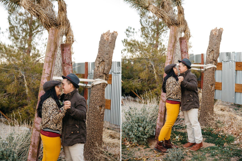 Tipi anniversary joshua tree engagement Jenna Kevin Le Vu Photography-45.jpg