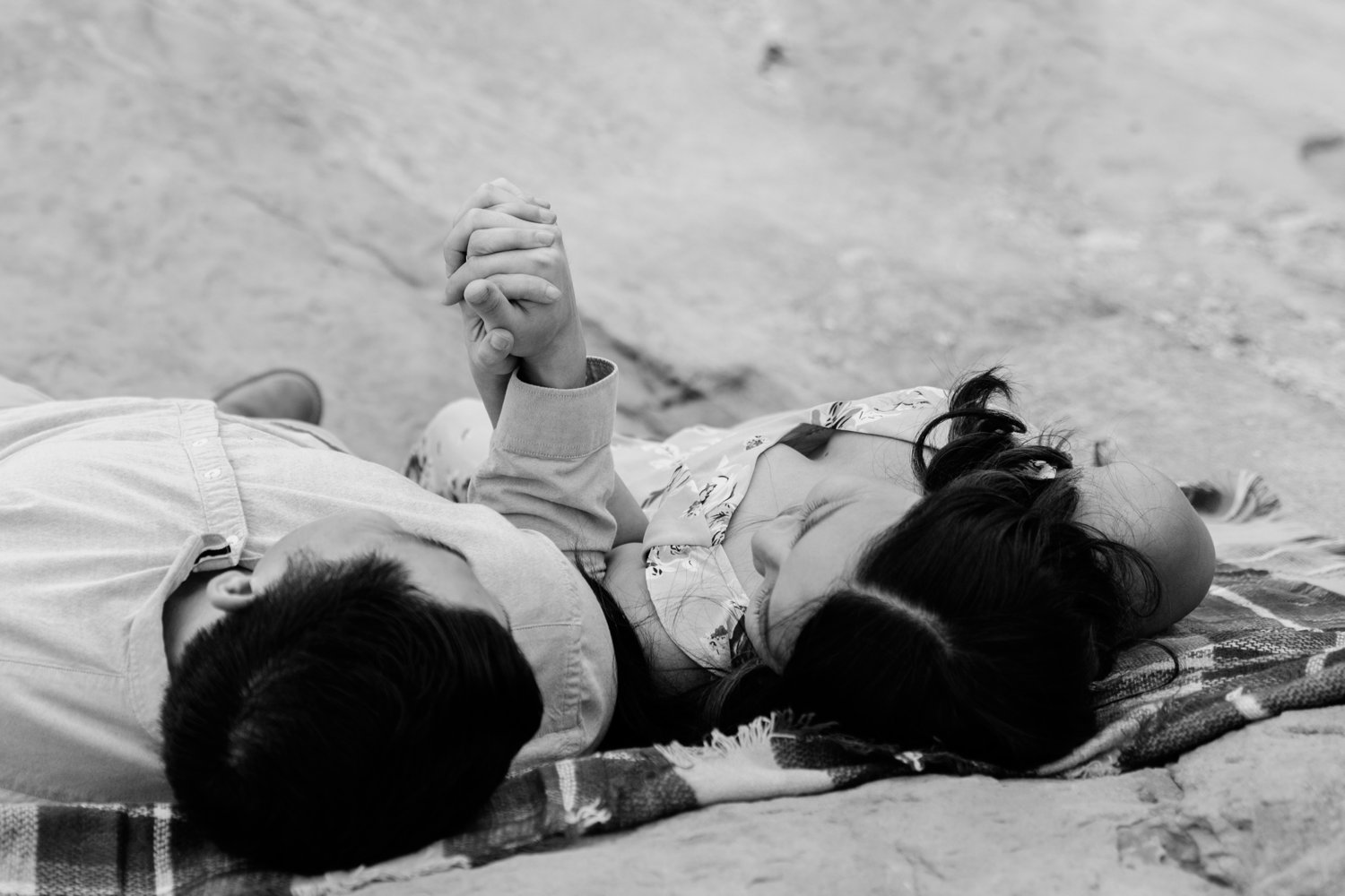 Vasquez Rocks Engagement Kevin Le Vu Photography-31.jpg