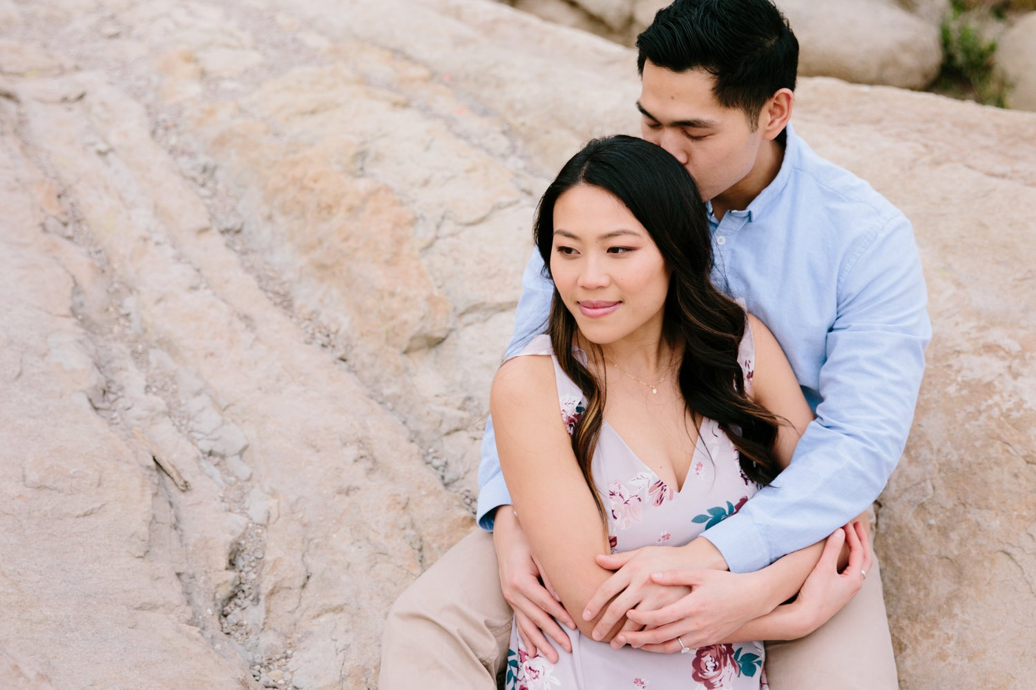 Vasquez Rocks Engagement Kevin Le Vu Photography-33.jpg