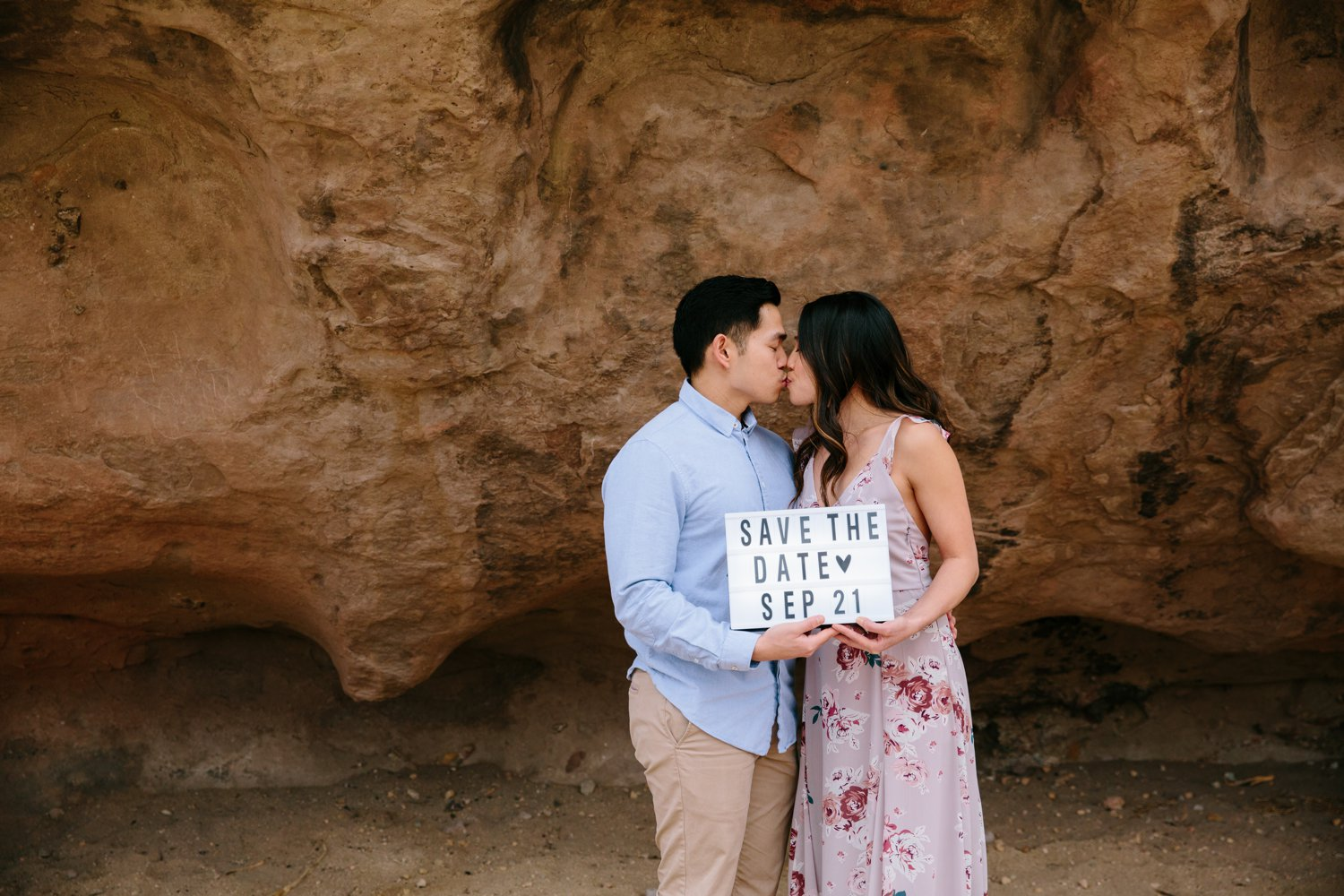 Vasquez Rocks Engagement Kevin Le Vu Photography-36.jpg