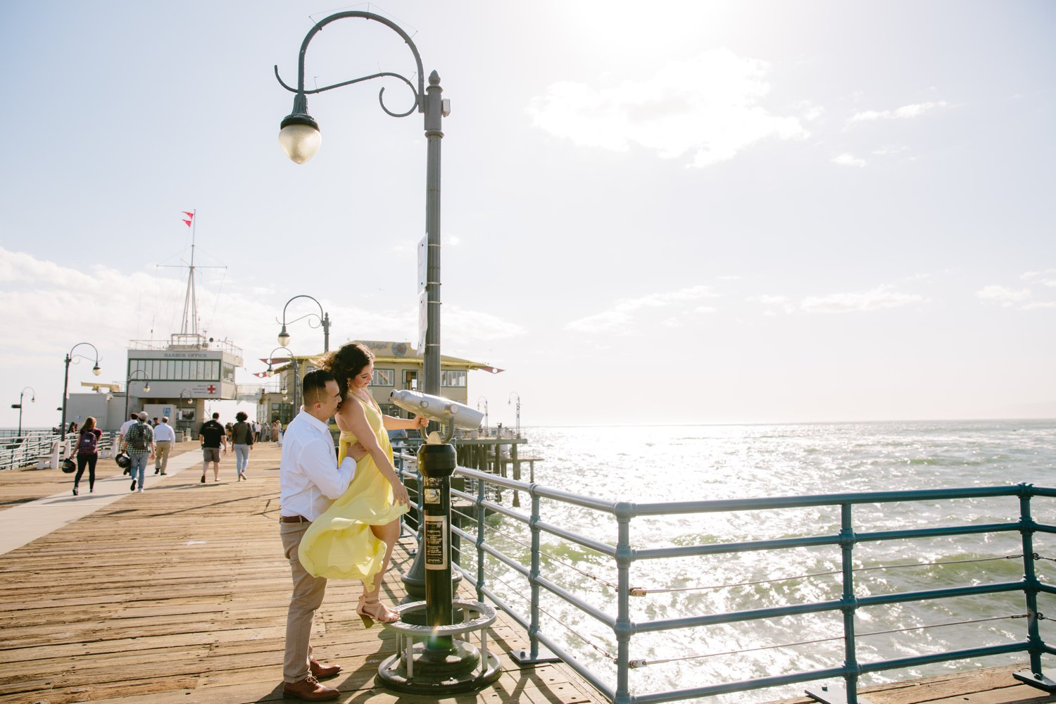 Santa Monica Engagement Kevin Le Vu Photography-8.jpg