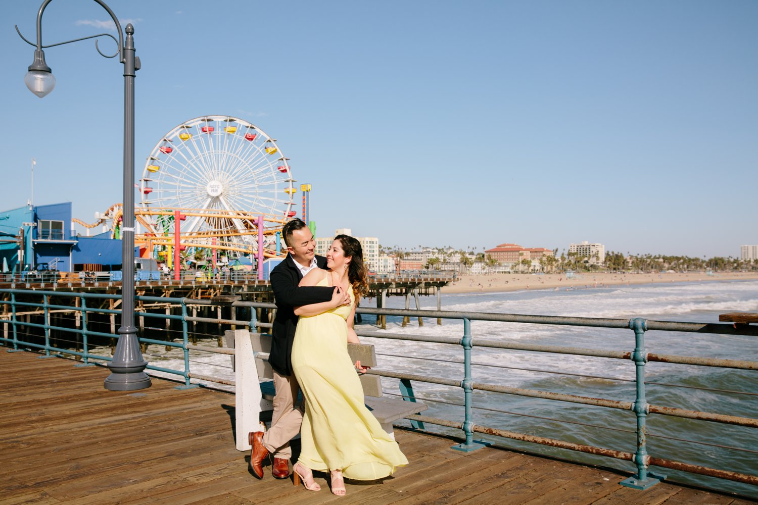 Santa Monica Engagement Kevin Le Vu Photography-16.jpg