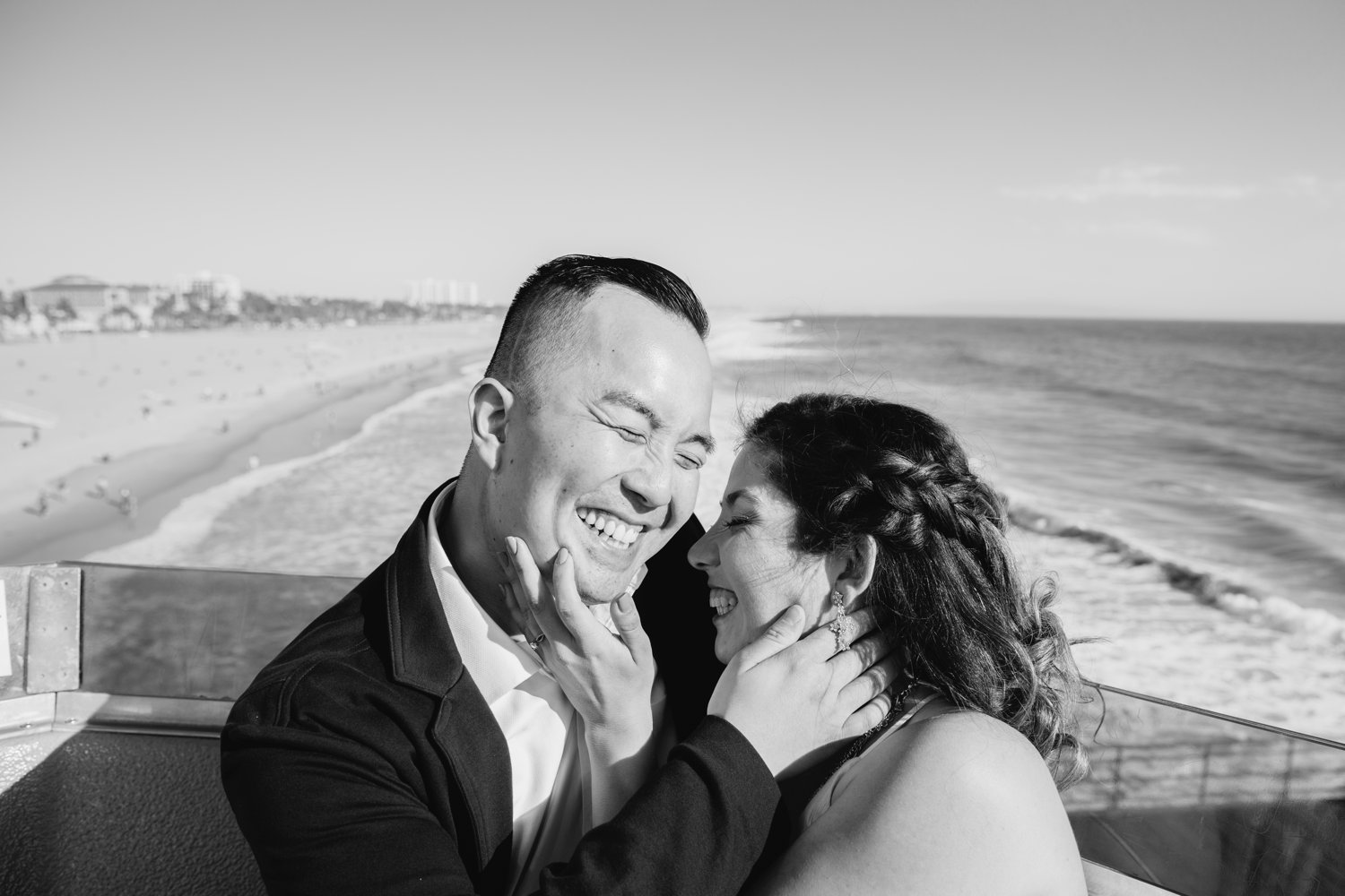 Santa Monica Engagement Kevin Le Vu Photography-23.jpg