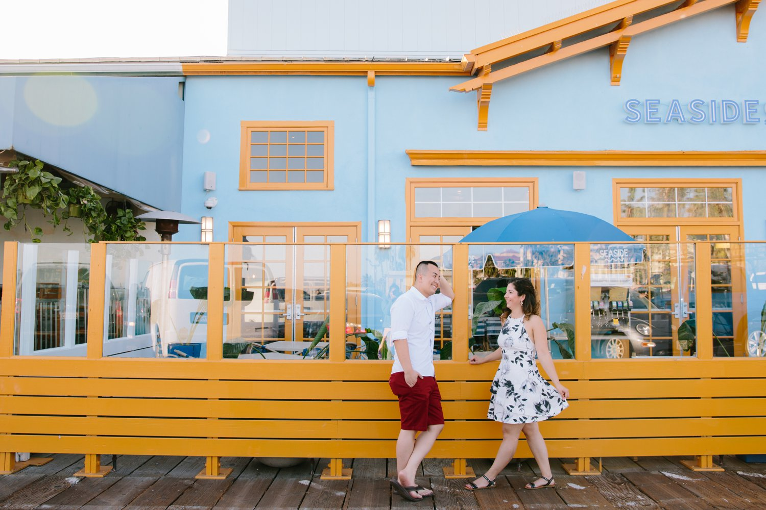 Santa Monica Engagement Kevin Le Vu Photography-27.jpg