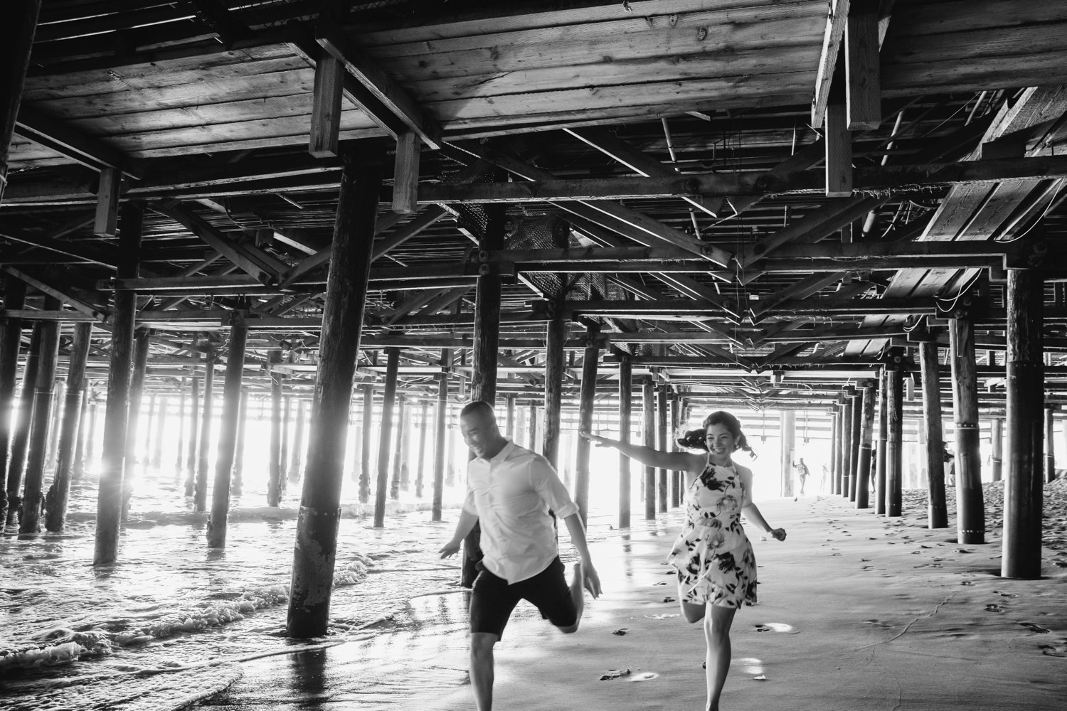 Santa Monica Engagement Kevin Le Vu Photography-35.jpg