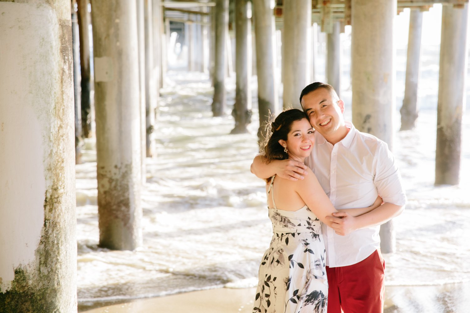 Santa Monica Engagement Kevin Le Vu Photography-40.jpg