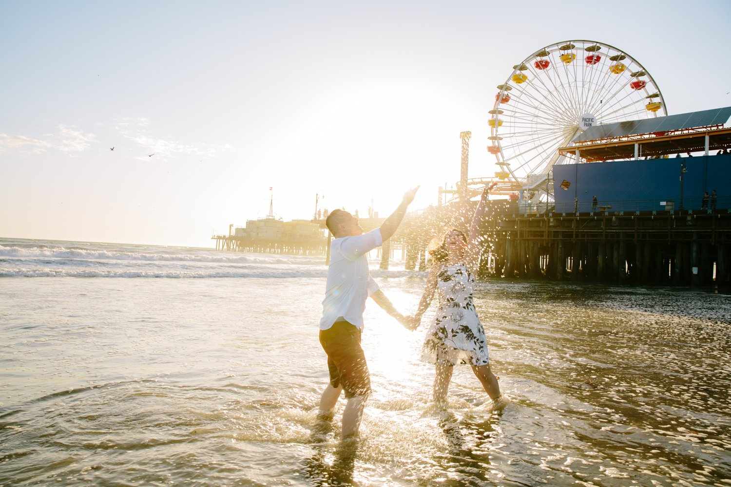 Santa Monica Engagement Kevin Le Vu Photography-41.jpg