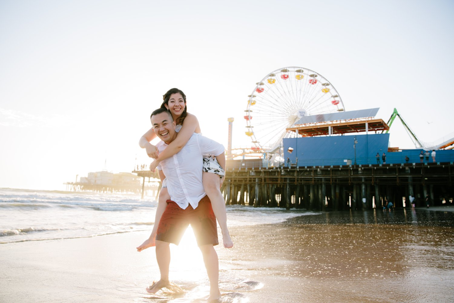 Santa Monica Engagement Kevin Le Vu Photography-43.jpg